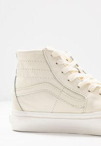 Vans - SK8 TAPERED - Baskets montantes - marshmallow/snow white - 2