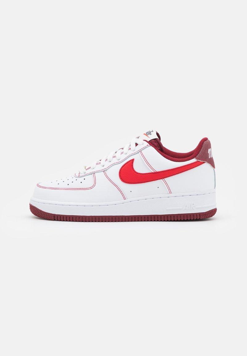 Nike Sportswear - AIR FORCE 1 '07 - Baskets basses - white/university red/team red/sail/team orange/black