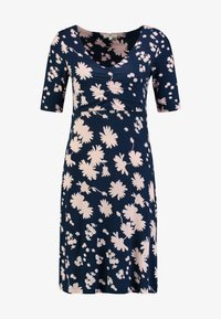 TOM TAILOR - DRESS BASIC - Day dress - navy - 4