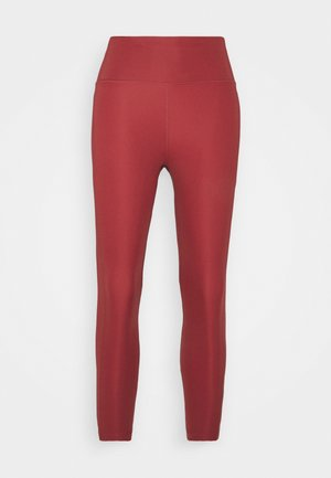 EPIC FAST CROP - Leggings - canyon rust