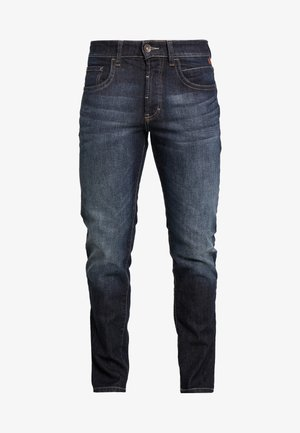 WOODSTOCK - Straight leg jeans - stoned blue
