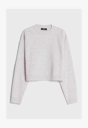 Strickpullover - grey