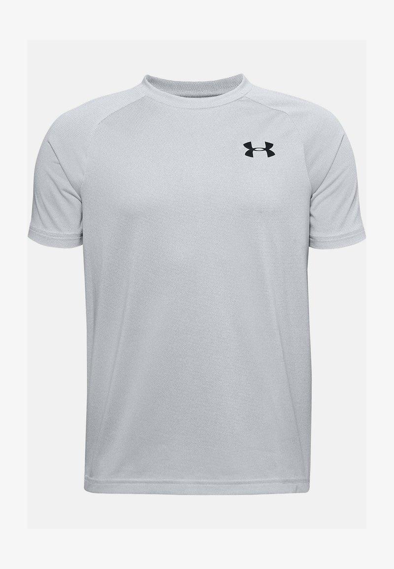 Under Armour - TECH BUBBLE - Basic T-shirt - halo gray