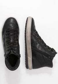 Gabor - Sneakers high - schwarz - 3