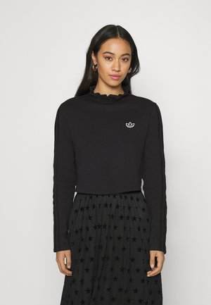 CREW BELLISTA SPORTS INSPIRED - Sweatshirt - black