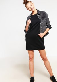 Vila - VITINNY - Day dress - black - 1