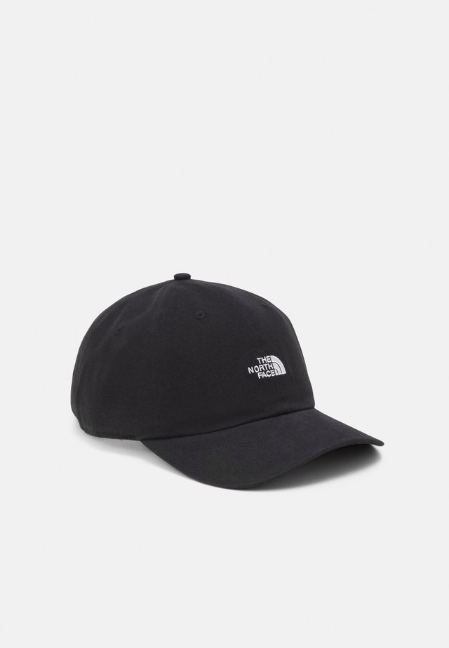 WASHED NORM HAT UNISEX - Pet - black