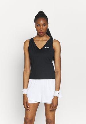 VICTORY - Treningsskjorter - black/white