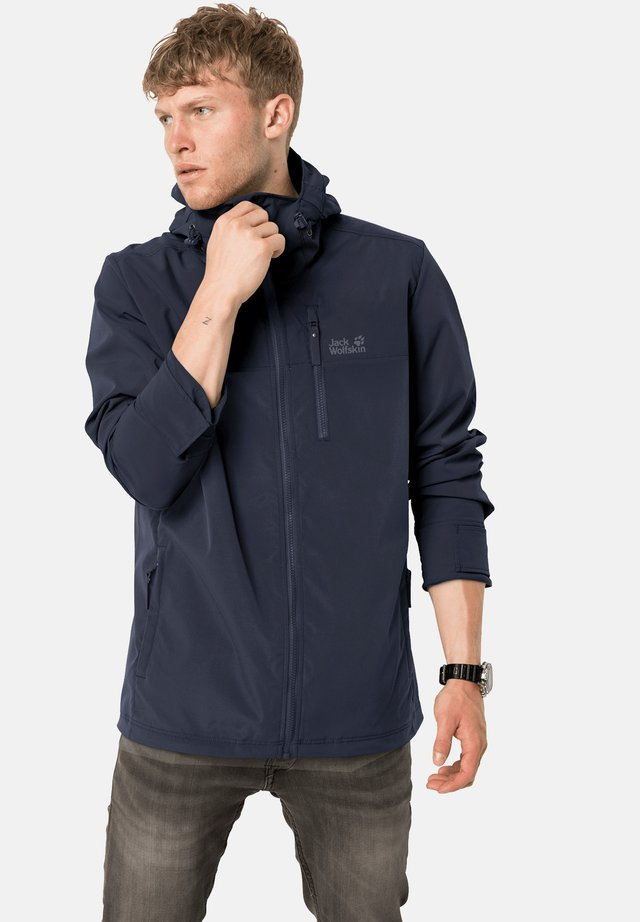 DESERT WIND JACKET - Outdoor jacket - night blue