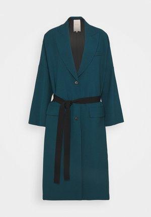 RIXO COAT - Klasický kabát - dark teal