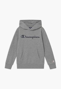 Champion - AMERICAN CLASSICS HOODED UNISEX - Huppari - mottled grey - 0