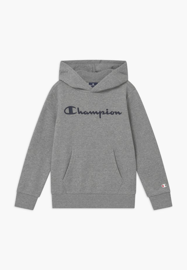 AMERICAN CLASSICS HOODED UNISEX - Sweat à capuche - mottled grey