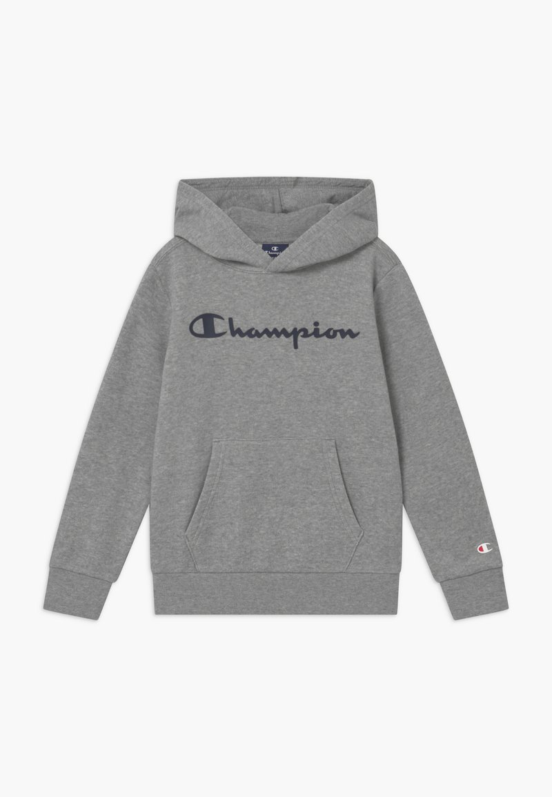 Champion - AMERICAN CLASSICS HOODED UNISEX - Huppari - mottled grey