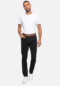 Threadbare - GEORGIA - Kalhoty - black - 1