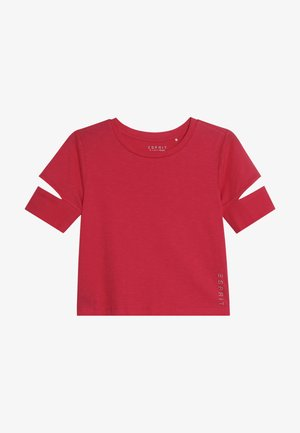 Basic T-shirt - raspberry