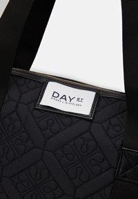 DAY ET - GWENETH Q FLOTILE BAG - Tote bag - black - 3