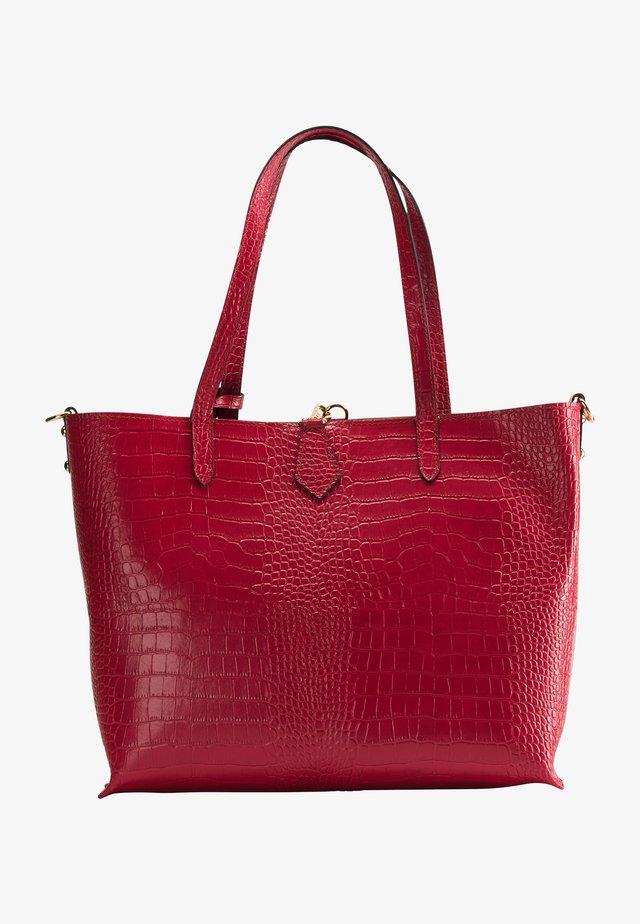 Shopping bag - rot