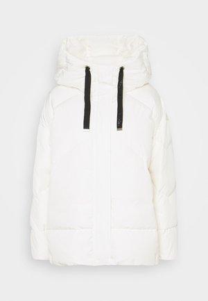 ARTUR - Down jacket - bianco