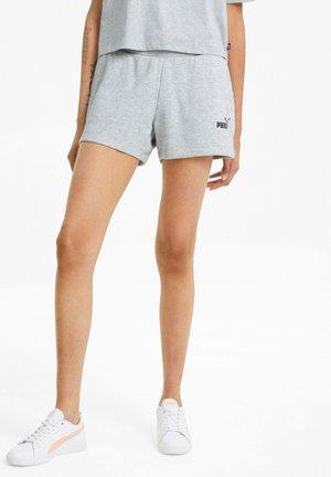 Sports shorts - light gray heather