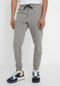 Polo Ralph Lauren - Tracksuit bottoms - battalion heather - 0