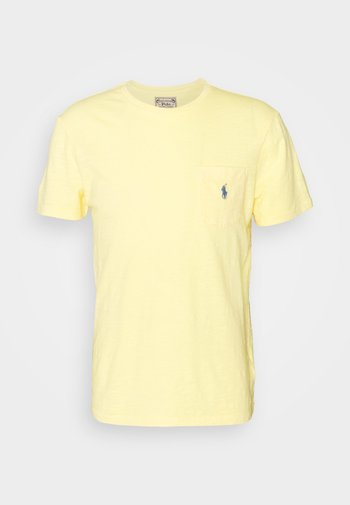 SLUB - T-shirt basic - empire yellow