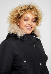 Vero Moda Curve - VMTROK EXPEDITION  - Winter coat - black - 4