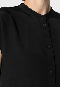 Opus - WIMILA - Shirt dress - black - 4