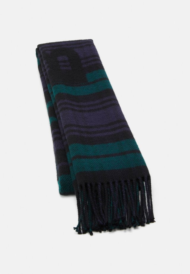WATCH REVERSIBLE SCARF - Sciarpa - dark black