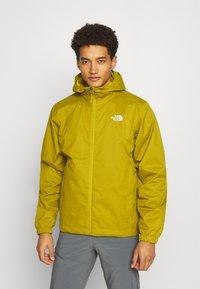The North Face - MENS QUEST JACKET - Outdoor jacket - ochre/mottled black - 0