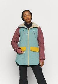 Burton - PROWESS PONDEROSA PINE - Snowboard jacket - light blue - 0