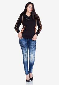 Cipo & Baxx - Slim fit jeans - blue - 1