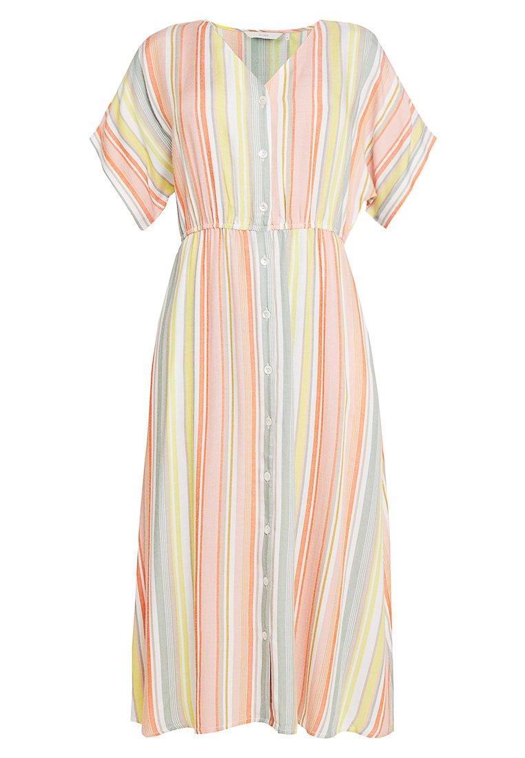 Nümph LALANGE DRESS - Skjortekjole - multi-coloured