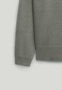 Massimo Dutti - Sweat à capuche - grey - 6