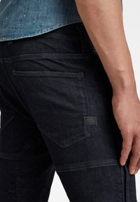 G-Star - RACKAM 3D SKINNY - Jeans Skinny Fit - raw denim - 1