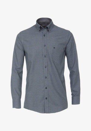 MIT MODISCHEM DRUCK - Shirt - blau