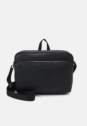 MESSENGER - Laptop bag - black