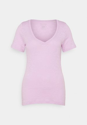 Basic T-shirt - breezy lilac