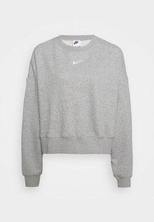 CREW - Sportinis megztinis - dark grey heather