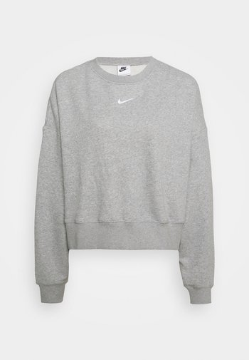 CREW - Sweater - dark grey heather