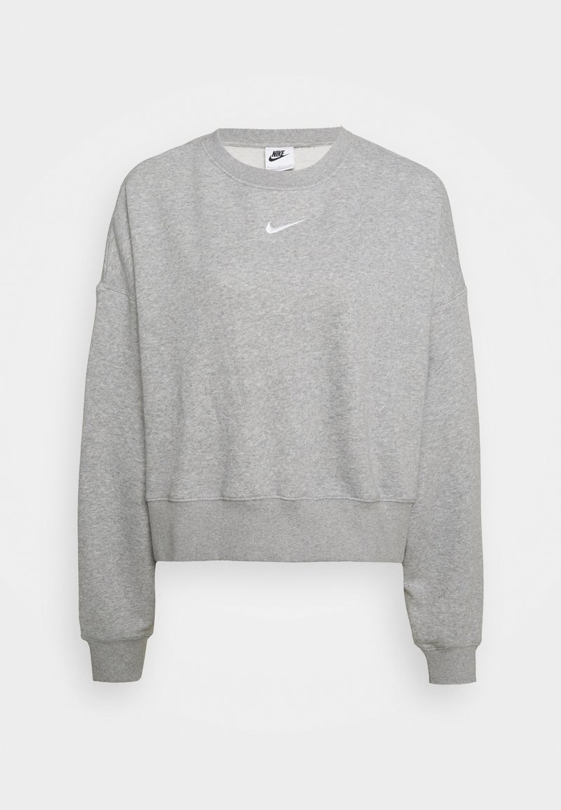 Nike Sportswear - CREW - Sweatshirt - dark grey heather