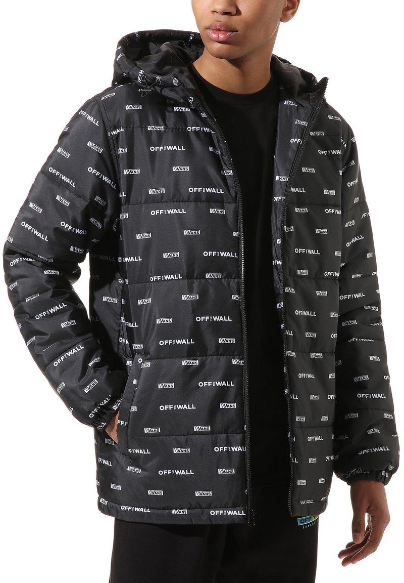 Vans - MN WOODRIDGE - Winter jacket - vans dna