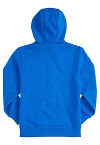 New Balance - YOUTH ESSENTIALS  - Zip-up hoodie - vivid cobalt - 1