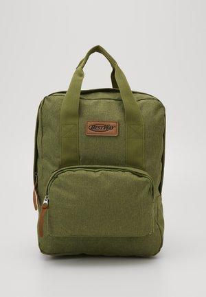 BEST WAY BACKPACK - Školní taška - olive green