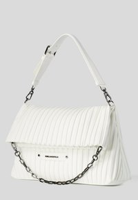 KARL LAGERFELD - KUSHION FOLDED TOTE - Tote bag - white - 3