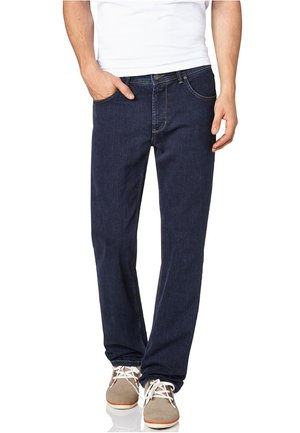 RANDO - Straight leg jeans - rinsed denim