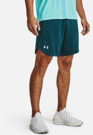 Sports shorts - dark cyan
