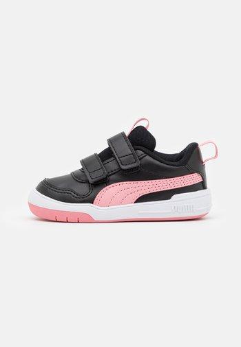 MULTIFLEX UNISEX - Sports shoes - black/peony