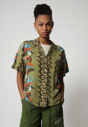 GELOR - Button-down blouse - multi flower