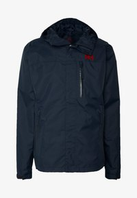 Helly Hansen - VANCOUVER JACKET - Hardshell jacket - navy - 4