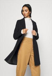 Vero Moda - VMCALACINDY - Classic coat - black - 3